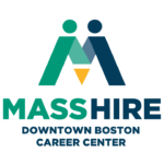 Mass Hire Downtown Boston Career Center Logo