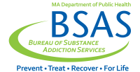Massachusetts Bureau of Substance Addiction Services logo